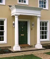 small house portico designs the portico designs for the adorable