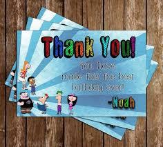 novel concept designs thank you cards