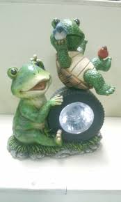 solar frog light 29 best product for garden images on resins garden