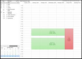 Employee Scheduling Calendar by Omniplan 3 For Mac User Manual Working In Omniplan A Tutorial