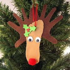 keepsake rudolph ornament craftpenguin