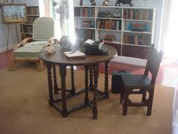 Hemingway Desk The Hemingway Home U0026 Museum The Velvet Rocket