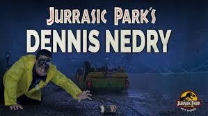 Jurassic Park Costume Halloween Diy Jurassic Park Dennis Nedry Costume Halloween Costumes Blog