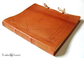 large leather photo album expensive but i this would definitely invest leather