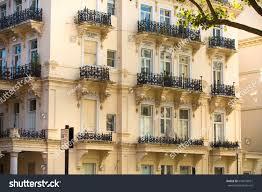 kensington palace apartment london uk september 8 2016 windows stock photo 674076931