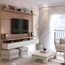 living room wall design examples 3d wood asymmetrical wall tv