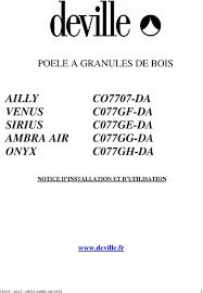 Poele A Bois Ove Pas Cher by
