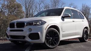 bmw jeep white 2017 bmw x5 review youtube
