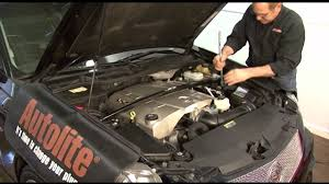 2003 cadillac cts check engine light check engine light misfire diagnosis by autolite spark