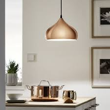 Kitchen Light Shade by Kitchen Copper Pendant Light Kitchen With Awesome Beautiful