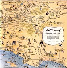 Map Of San Francisco Area by 10 Unusual Maps Of Los Angeles U2014 The Bold Italic U2014 San Francisco