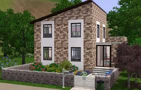 mod the sims red lead bachelor pad no cc