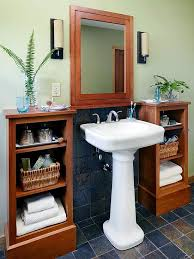 storage ideas for bathroom with pedestal sink bathroom astounding pedestal sink storage cabinet kohler in ideas