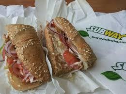 cuisine subway เบเกอร 2 ช นน เพ ยงช นละประมาณ 70 บาทคร บ แน นไปด วยไส แบบ