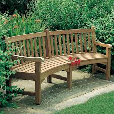 Curved Outdoor Benches Outdoor Bench Building Ideas Outside Bench Seating Ideas Outdoor