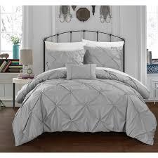 luxury twin duvet cover 100pct polyester material hidden zipper