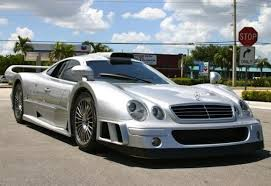 mercedes florida 2000 mercedes clk gtr 1 of 25 built with a top speed of 234