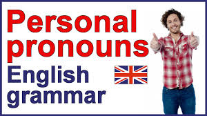 personal pronouns english grammar lesson and exercises youtube
