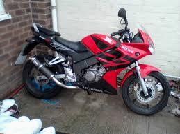 honda cbr 125 honda cbr 125 r4 2004 garage system 125cc sportsbikes forum