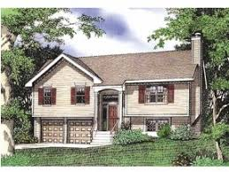 Split Level Homes Plans Split Level House Plans At Eplans Com House Design Plans