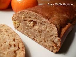 cuisiner sans graisse cake santé parfumé à la clémentine et au miel sans
