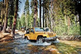 water jeep jeep wrangler rubicon water crossing photo 79645689 what you