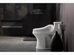 Seat Bidet K 4737 C3 125 Elongated Toilet Seat With Bidet Functionality