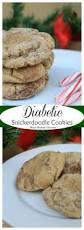diabetic snickerdoodle cookies