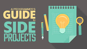 a software developer u0027s guide to side projects simple programmer