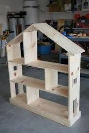 How To Make A Dollhouse Out Of A Bookcase Doll House Bed Olivia Pinterest Doll Houses Dolls And House