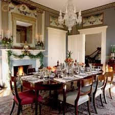 dining dining room christmas decoration ideas 6 dining table