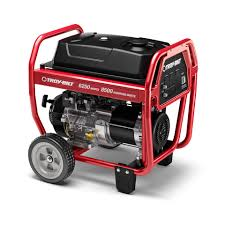 shop briggs u0026 stratton 6250 running watt portable generator with