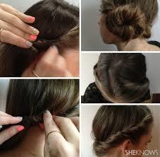 step by step twist hairstyles diy wedding hairstyles