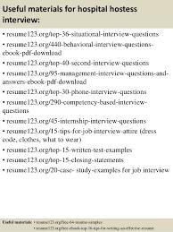 Job Description Of A Hostess For Resume by 6 Picture Description Sample Resume Emails Picture Description
