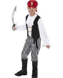 Pirate Halloween Costume Kids Kids Pirates Costumes Smiffys