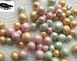 edible pearl edible pearls etsy