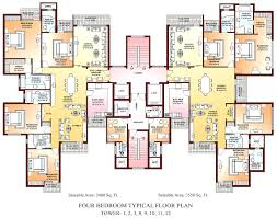 house plans 4 bedroom 4 bedroom apartment house plans and condo alovejourney me