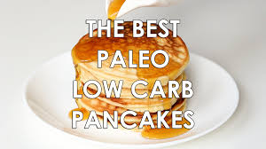 keto low carb pancakes recipe with almond flour u0026 coconut flour