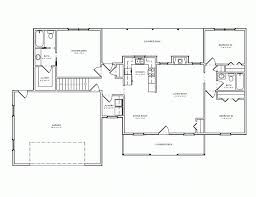 ranch house floor plans luxihome