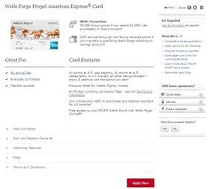 is the wells fargo propel american express card worth it