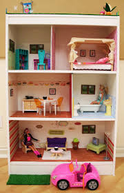 Barbie Dolls House Furniture How To Make A Barbie Doll House Home Design Ideas