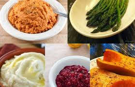 healthy and paleo thanksgiving side dishes to try oh