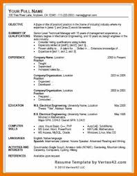 resume template word 2013 modern resume template resume template