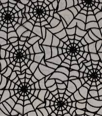 the witching hour halloween mesh fabric 58