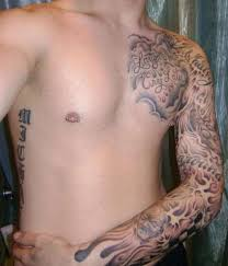 whole chest tattoos men tattoos book 65 000 tattoos designs