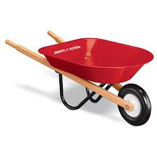 amazon com radio flyer kid u0027s wheelbarrow toys u0026 games