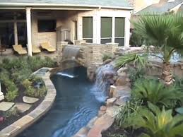 texas lazy river pool tour