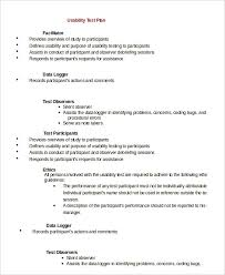 debriefing report template test plan template 11 free word pdf documents free