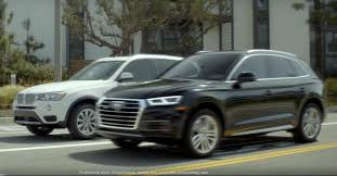 2018 audi q5 thinks it u0027s much better than the bmw x3 in latest