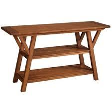 Ethan Allen Console Table Ethan Allen Cottage Console Table Polyvore